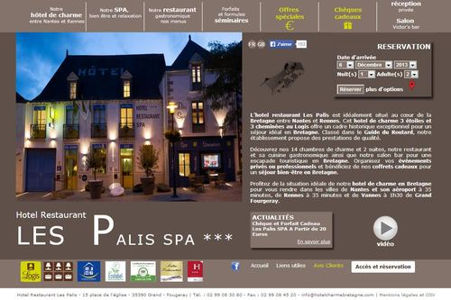 Rest35 restaurants 35 - Les palis spa ...