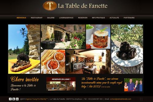 La Table de Fanette